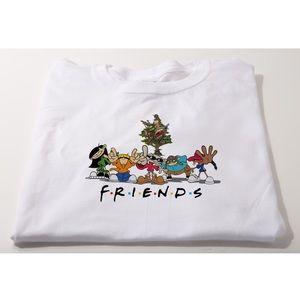 🆕 codename kids next door x friends T-shirt